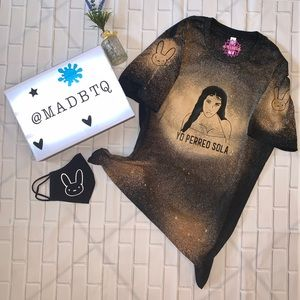 T-shirt with Facemask